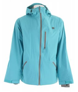 DC Afton Snowboard Jacket Viz Blue Radiance