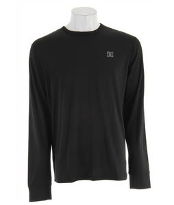 DC Agate Baselayer Top Black