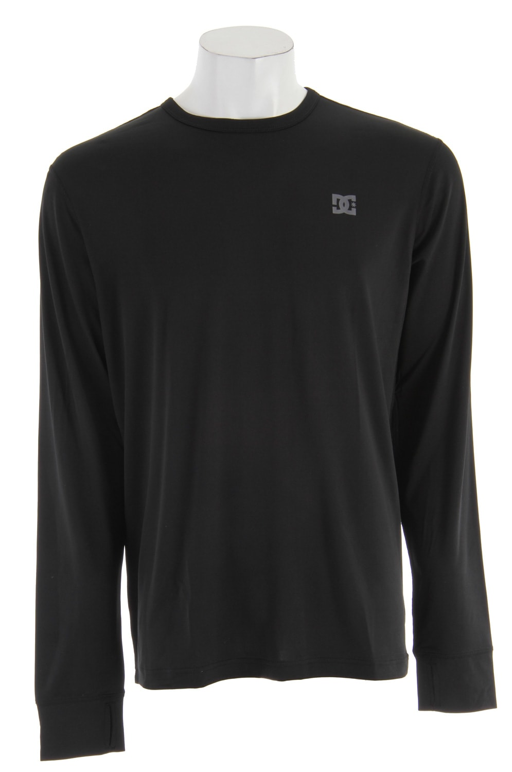 Shop for DC Agate Baselayer Top Black - Men's