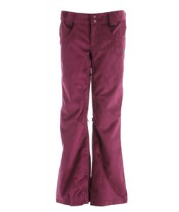 DC Alba Snowboard Pants Dark Purple