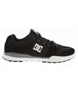 DC Alias Lite Shoes Black/White/Battleship