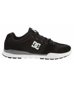 DC Alias Lite Shoes Black/White/Battleship