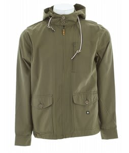 DC Allegiance Jacket Dusty Olive