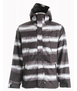 DC Alpine Jacket Black Stripe