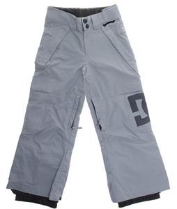 DC Amber Snowboard Pants Galvanized