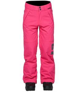 DC Amber Snowboard Pants Pink