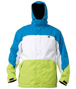 DC Amo Snowboard Jacket Blue Jay