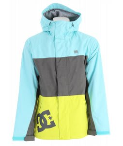 DC Amo Snowboard Jacket Blue Radiance/Shadow