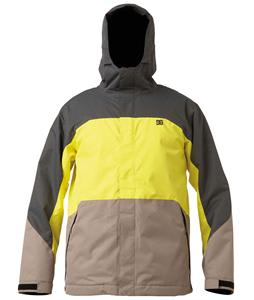 DC Amo Snowboard Jacket Dark Shadow