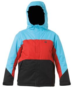 DC Amo Snowboard Jacket Athletic Red
