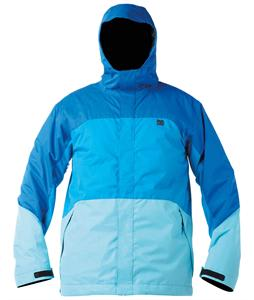 DC Amo Snowboard Jacket True Blue