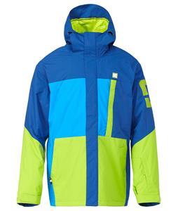 DC Amo Snowboard Jacket Mazarine Blue