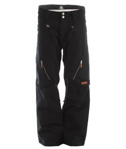 DC Amp Snowboard Pants Black