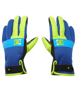 DC Antuco Gloves Mazarine Blue