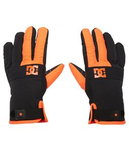 DC Antuco Gloves Shocking Orange