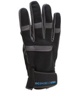 DC Antuco Gloves Black