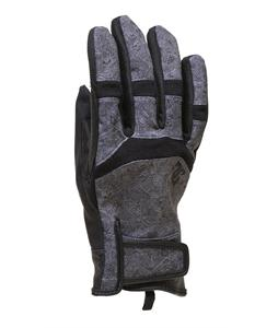DC Antuco Gloves Viz Galvanized Black