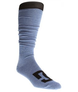 DC Apache Lite Snowboard Socks Olympian Blue