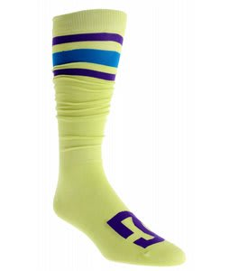 DC Apache Lite Snowboard Socks Tennis
