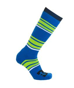 DC Apache Snowboard Socks Lime Green