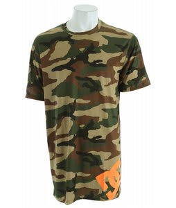 DC Aravis Baselayer Top Camo