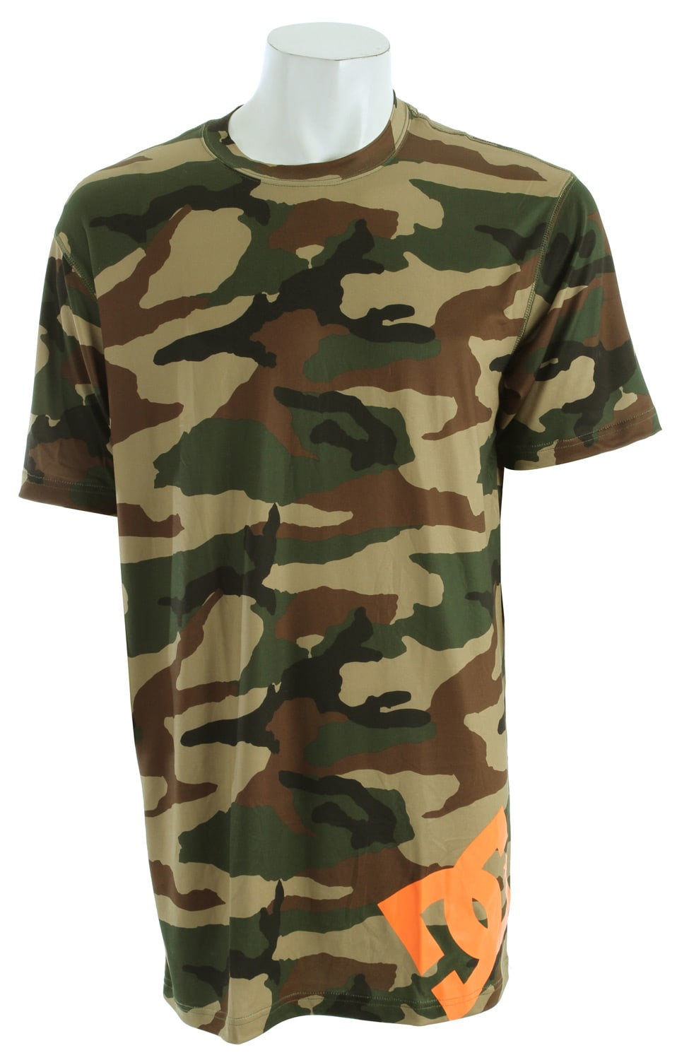 Shop for DC Aravis Baselayer Top Camo - Men's