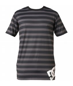 DC Aravis Baselayer Top Grey Stripe