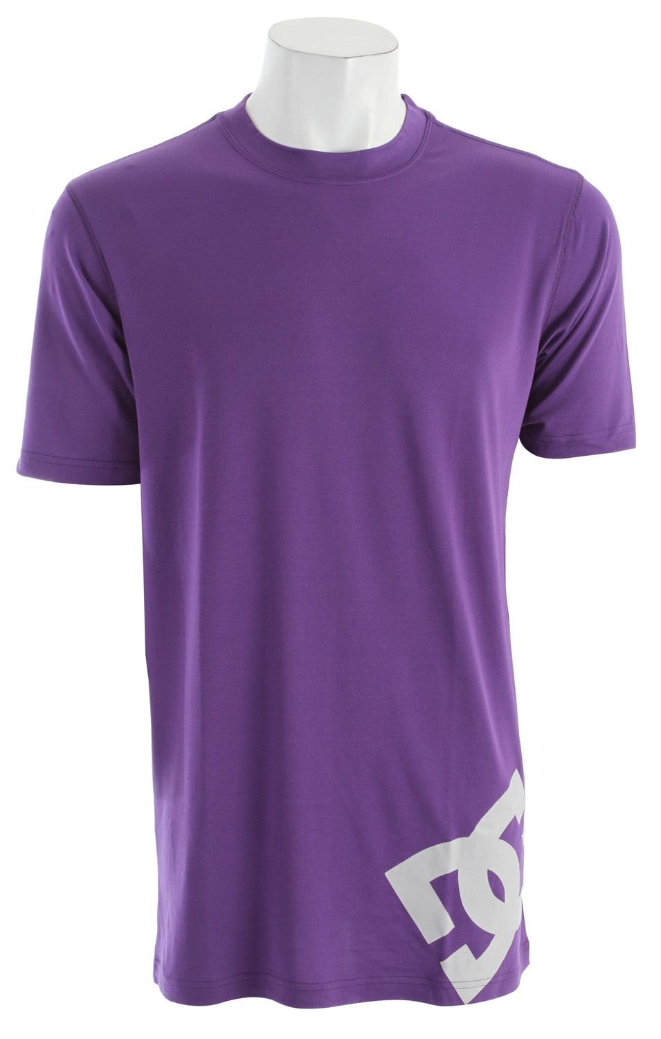 Shop for DC Aravis Baselayer Top Royal Purple - Men's