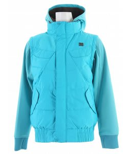 DC Arolla Snowboard Jacket Aegean