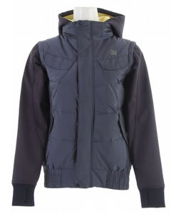DC Arolla Snowboard Jacket True Navy