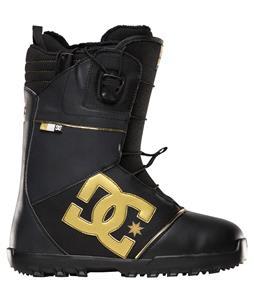 DC Avaris Snowboard Boots Black/Gold