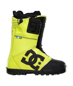DC Avaris Snowboard Boots Yellow/Black
