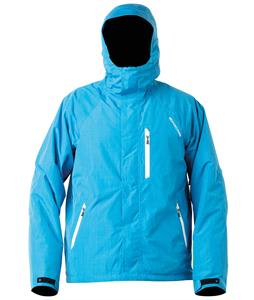 DC Axis Snowboard Jacket Blue Jay