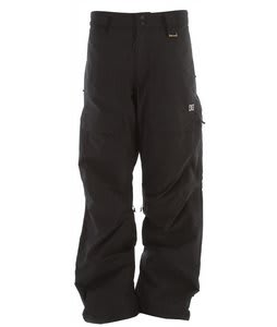 DC Baker Snowboard Pants Black