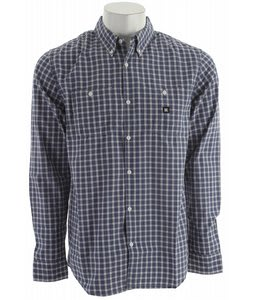 DC Baldwin L/S Shirt Blue Indigo
