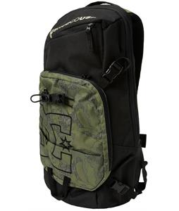 DC Banger Backpack Overlay Camo 24L