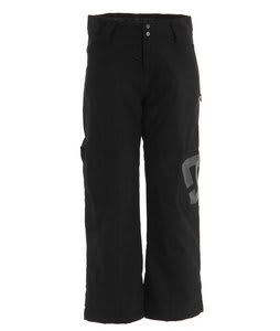 DC Banshee K Insulated Snowboard Pants Black