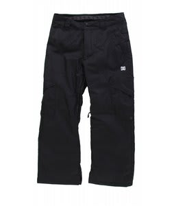 DC Banshee Snow Pants Black