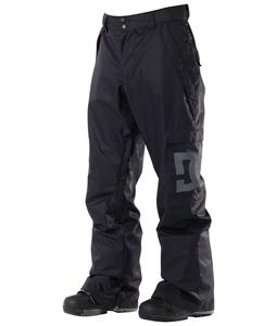 DC Banshee Snowboard Pants Black