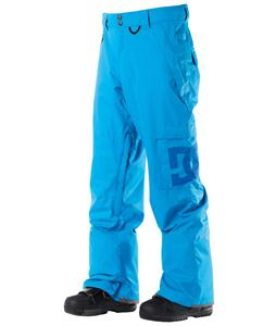 DC Banshee Snowboard Pants Blue Jay