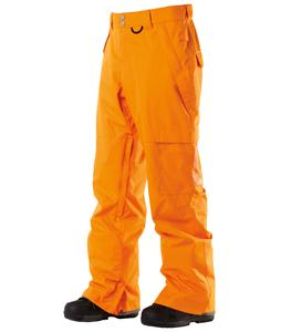 DC Banshee Snowboard Pants Orange