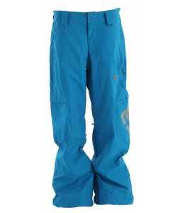DC Banshee Snowboard Pants Blue Jewel