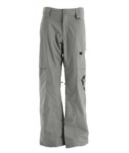 DC Banshee Snowboard Pants Galvanized