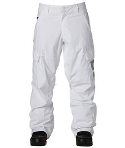 DC Banshee Snowboard Pants Bright White