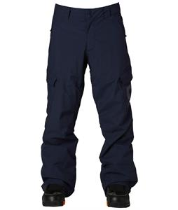 DC Banshee Snowboard Pants Dress Blue