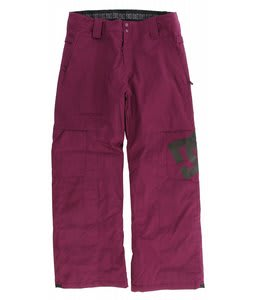 DC Banshee K Snowboard Pants Dark Purple