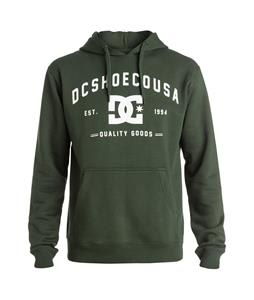 DC Basement Pullover Hoodie