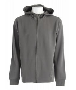DC Basic FZ Hoodie Castlerock