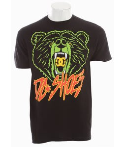 DC Bear Star T-Shirt Black