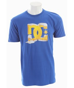 DC Beer Star T-Shirt Olympian Blue